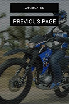 Engine sounds of XT125 apk screenshot