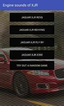 Engine sounds of XJR apk screenshot
