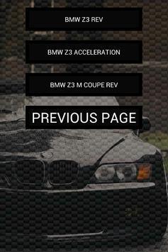 Engine sounds of Z3 apk screenshot
