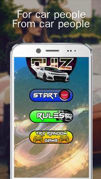 Quiz for Camaro ZL1 Fans poster