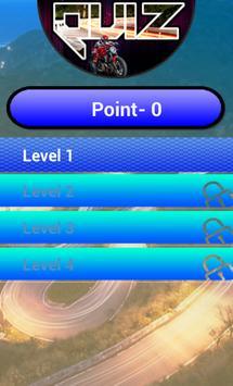 Quiz for Monster 1200 R Fans screenshot 1