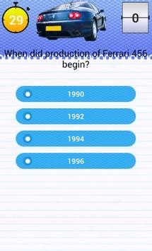 Quiz for Ferrari 456 Fans screenshot 2