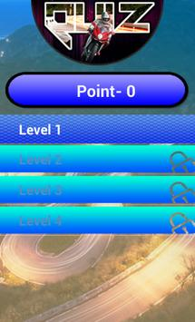 Quiz for F3 800 Fans screenshot 1