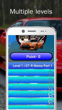 Quiz for GT-R R35 Fans screenshot 1