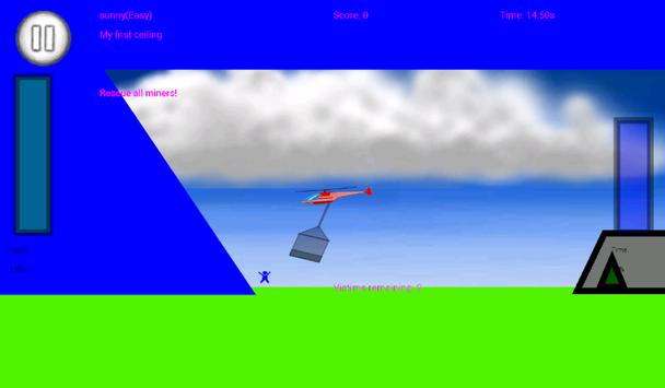 Stereo Copter apk screenshot