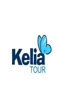 Kelia Tour poster