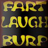 fart laugh burp piano icon