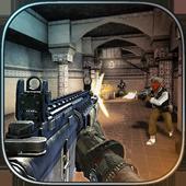 Call of SWAT Commando Combat icon