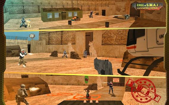 Call of SWAT Commando Combat apk screenshot