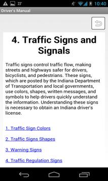 Florida Driver's Manual screenshot 1