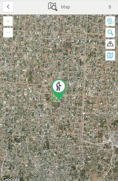 Fleetrack GPS screenshot 2