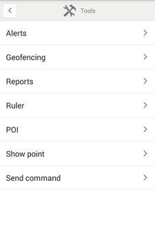Fleetrack GPS screenshot 5