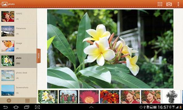 Photo Desk (Photo Gallery) apk screenshot