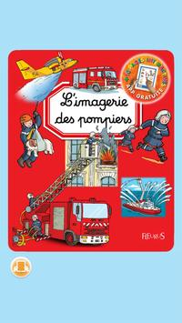 Imagerie pompiers interactive poster