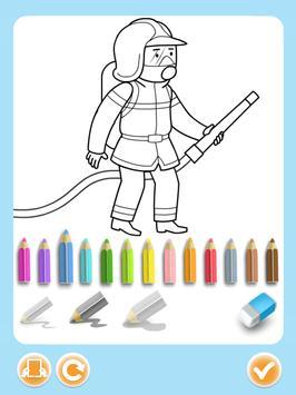 Imagerie pompiers interactive screenshot 12