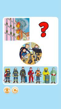 Imagerie pompiers interactive screenshot 4