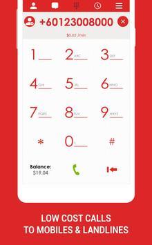 Flexiroam Voice apk screenshot