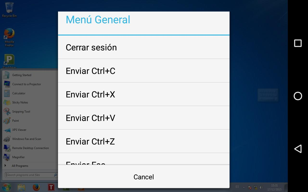 flexVDI Client for Android - APK Download