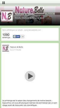 Nature&Belle apk screenshot