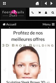 Feerik Nails Studio apk screenshot