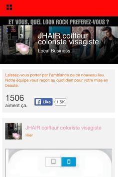 J'Hair Coloriste apk screenshot