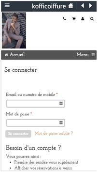 Koffi Coiffure screenshot 3