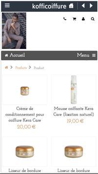 Koffi Coiffure screenshot 1