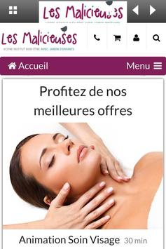 Les Malicieuses poster