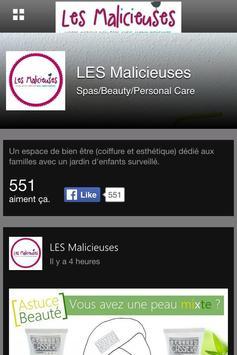 Les Malicieuses apk screenshot