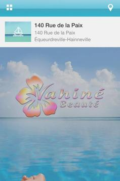 Vahiné Beauté screenshot 3