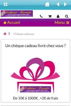 Vahiné Beauté apk screenshot