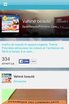 Vahiné Beauté screenshot 4
