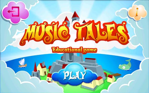 Music Tales - Kids Learn Notes poster