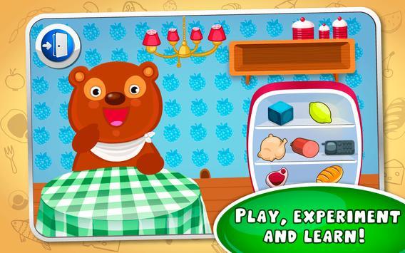 Feed the Pets - kids game apk screenshot
