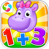 Math, Count & Numbers for Kids icon