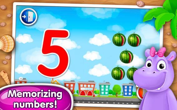 Math, Count & Numbers for Kids apk screenshot