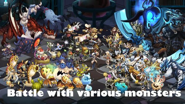 Battle Crasher: Spin it! apk screenshot