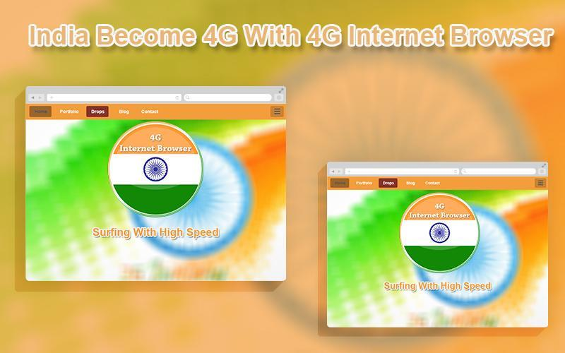 4G Internet Browser for Android - APK Download