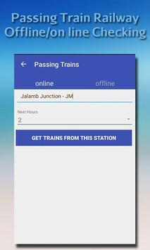 Indian Train Railway All Info apk screenshot