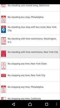 Free USA Traffic / Road Signs apk screenshot