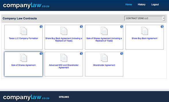companylaw.co.za screenshot 8