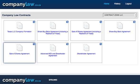 companylaw.co.za screenshot 12