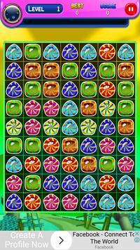 Candy Match World 3 apk screenshot