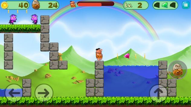 Flintstone's Greatest Adventure screenshot 3