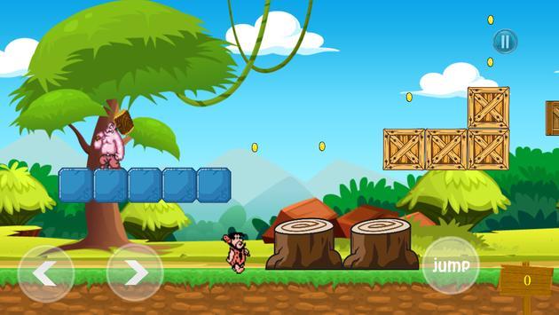 Game of Super fplintstone dash World 2017 apk screenshot