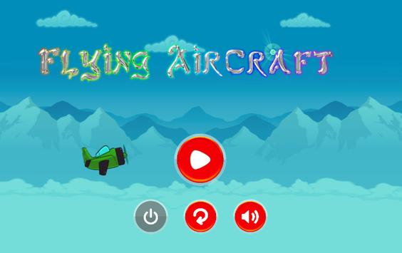 Flying Air Craft poster