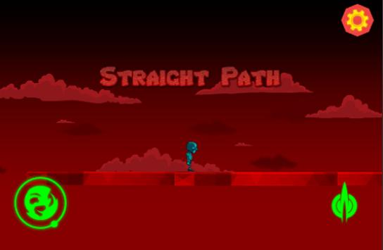 Straight Path poster