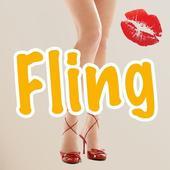 Fling icon