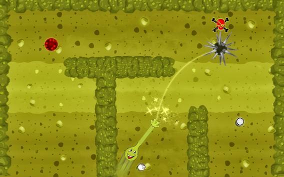 Fling the Sling - Sling Ball Game apk screenshot