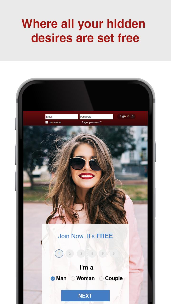 Fling Dating App sur Android